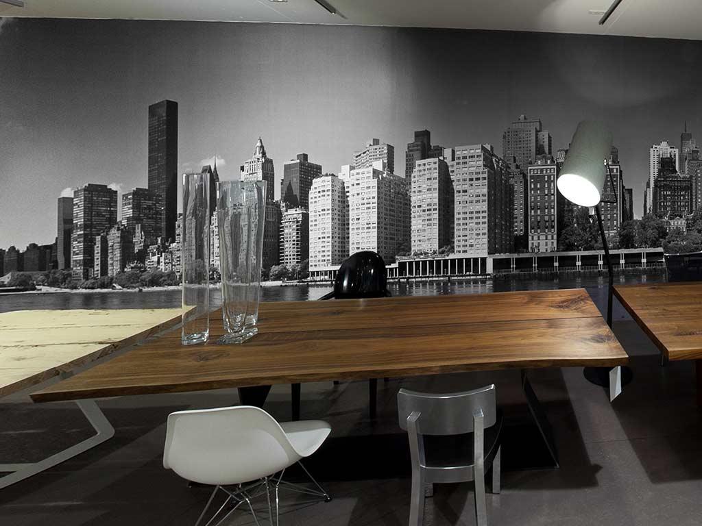 Keilrahmen Mit Tapeten Gestalten : Indoor Produkte von PIXELProject f?r Architektur, Messe, Shop, Event
